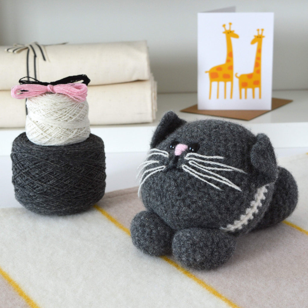 Kitten Crochet Kit