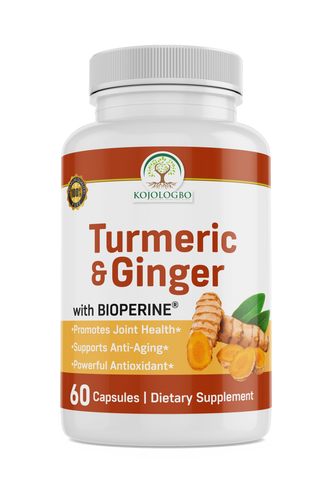 Turmeric With Ginger