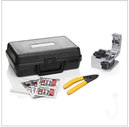 49800-MSK Fiber Optic Termination Kit, Leviton Opt-X for FastCam Connectors