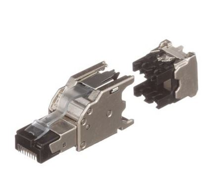 FPS6X88MTG-X, Panduit TX6A Category 6A Shielded Field Terminab (MOQ: 10; Increment of 10)
