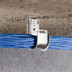 Caddy / Erico CAT64HPAB CAT LINKS HP J-Hook, 4 Inch with Angle Bracket
