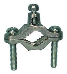 CON-720S Ground Clamp: Bare Wire, 1/2 Inch - 1 Inch Pipe Size