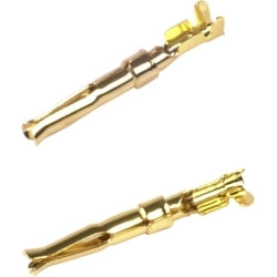 DB-439 Pins for D-Sub Crimp Connectors: Female, Open Barrel