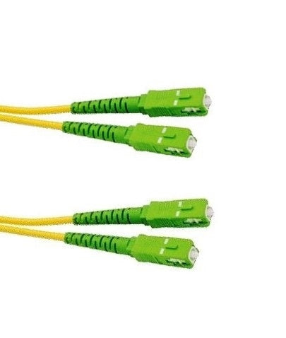 F923RANANSNM012, Panduit Fiber Optic Cable: Panduit Opti-Core, SC-APC / SC-APC, Single-Mode OS2, 12 Meter (MOQ: 1; Increment of 1)