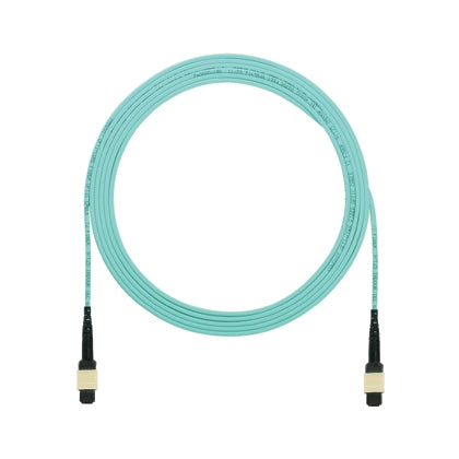 FSTRP5N5NKNM010, Panduit Fiber Optic Cable: Panduit QuickNet Signature Core, 12 Strand MPO / MPO, Multi-Mode OM4+, 10 Meter (32.8 Ft) (MOQ: 1; Increment of 1)