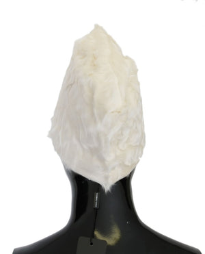 Load image into Gallery viewer, White Xiangao Lamb Fur Beanie
