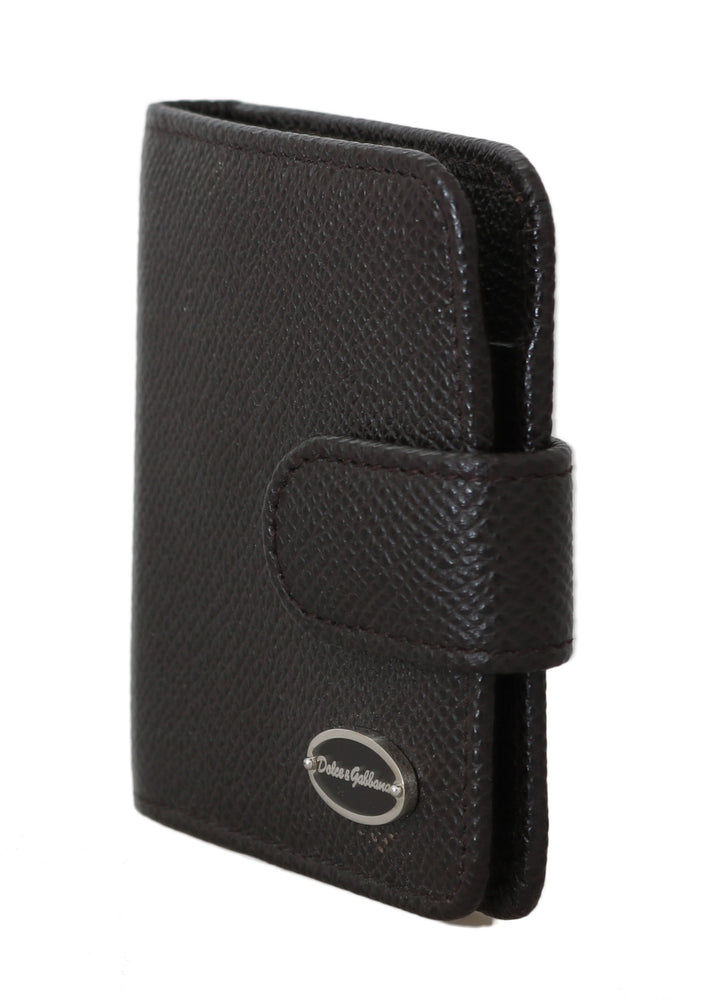 Load image into Gallery viewer, Brown Dauphine Leather Condom Case Holder - Go for Brands