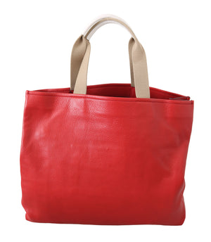 Load image into Gallery viewer, Red #dgfamily MARIA Hand Tote Purse