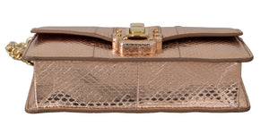 Load image into Gallery viewer, LUCIA Bronze Leather Cross Body Sling Borse Purse