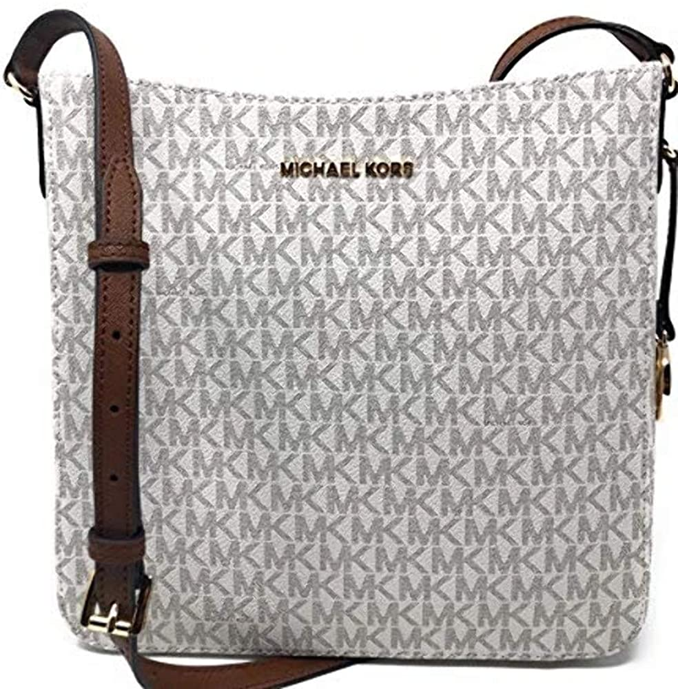 Load image into Gallery viewer, Michael Kors Jet Set Travel Large Messenger