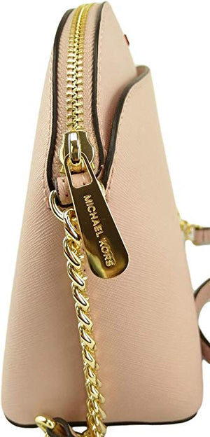 Load image into Gallery viewer, Michael Kors Jet Set Travel Medium Dome Crossbody Bag