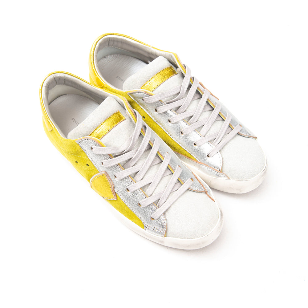 Load image into Gallery viewer, Giallo Yellow Sneakers