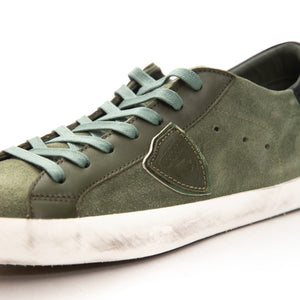 Load image into Gallery viewer, Verde Green Sneakers