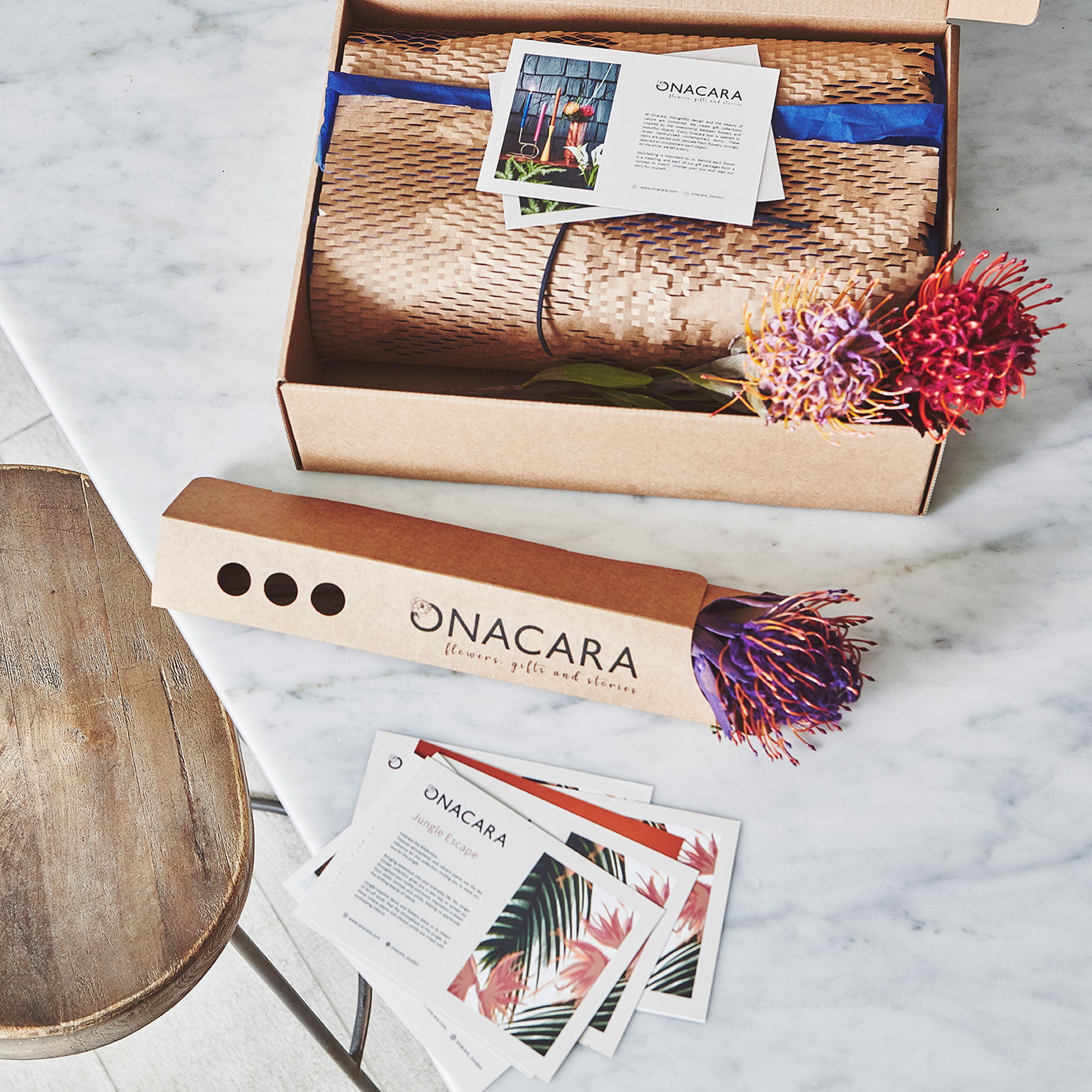 The Story of Onacara Flowers: Their Little Journey to Your Doorstep
