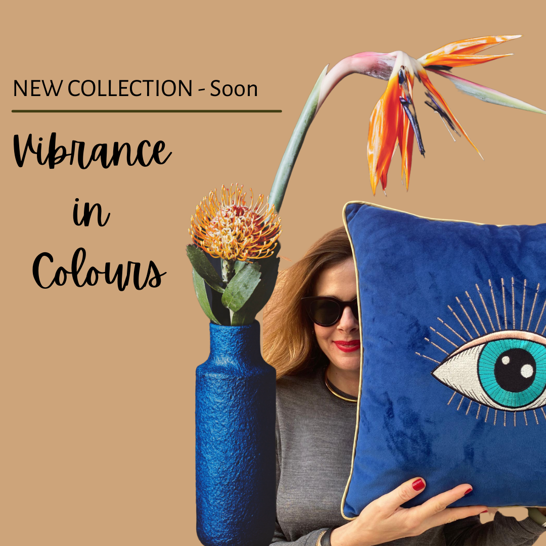Vibrance in Colours - Upcoming Collection!