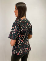 Load image into Gallery viewer, Karen Floral Print Top