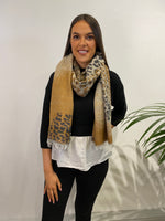 Load image into Gallery viewer, Animal Print Scarves
