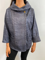 Load image into Gallery viewer, Cora Pullover Check Jumper
