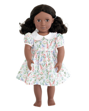 Load image into Gallery viewer, Butterfly Garden Dress for Doll