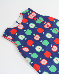 Apple Orchard A-Line Dress
