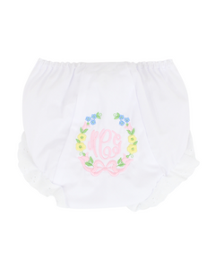 Floral Wreath Bloomers