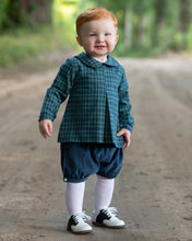 Load image into Gallery viewer, Campbell Plaid Boy Shorts Set