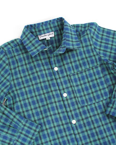 Campbell Plaid Collared Shirt