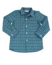Load image into Gallery viewer, Campbell Plaid Collared Shirt