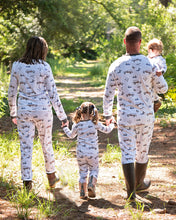 Load image into Gallery viewer, Duck  Duck  Woody Pima Cotton Pajama Set
