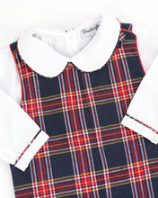 Load image into Gallery viewer, Hamilton Plaid Shortall Set
