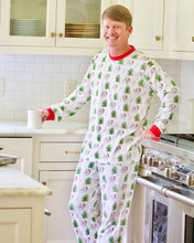 Load image into Gallery viewer, Adult Holiday Pajama Set
