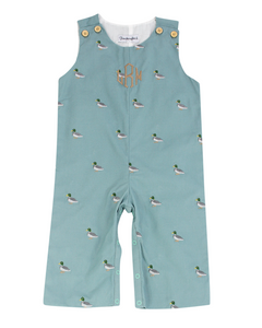 Mallard Duck Embroidered Longall