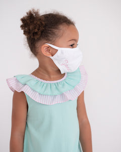 Cotton Knit Child Face Mask