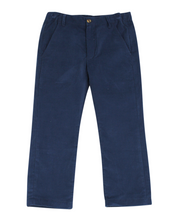 Load image into Gallery viewer, Navy Corduroy Boys Pants