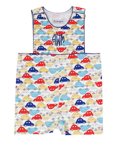 Colorful Cars Shortall