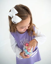 Load image into Gallery viewer, Purple Knit Play Dress