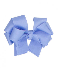 Light Blue Large Hair Bow