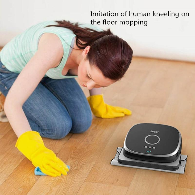 Xiaomi Vacuum Cleaner robot MIN580 Min590 intelligent mopping robot Imitation of human kneeling on the floor mopping smart mop - robotprodukter