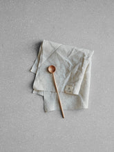 Load image into Gallery viewer, Oat linen napkin