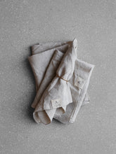 Load image into Gallery viewer, oat linen napkin set