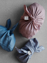 Load image into Gallery viewer, Large Linen Azuma Bag  - Dusty-pink