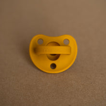 Load image into Gallery viewer, minika ochre silicone pacifier