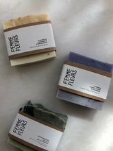 Load image into Gallery viewer, Femme fleur soaps