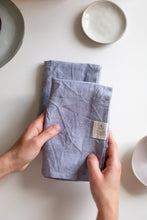 Load image into Gallery viewer, Linen Napkins - Lavender