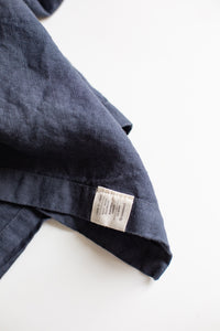 Linen Tablecloth - Dark grey