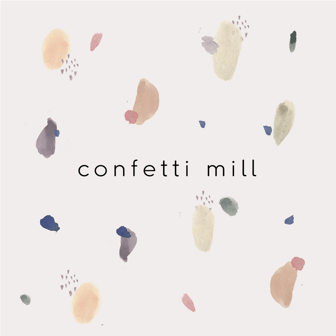 confetti mill gift card