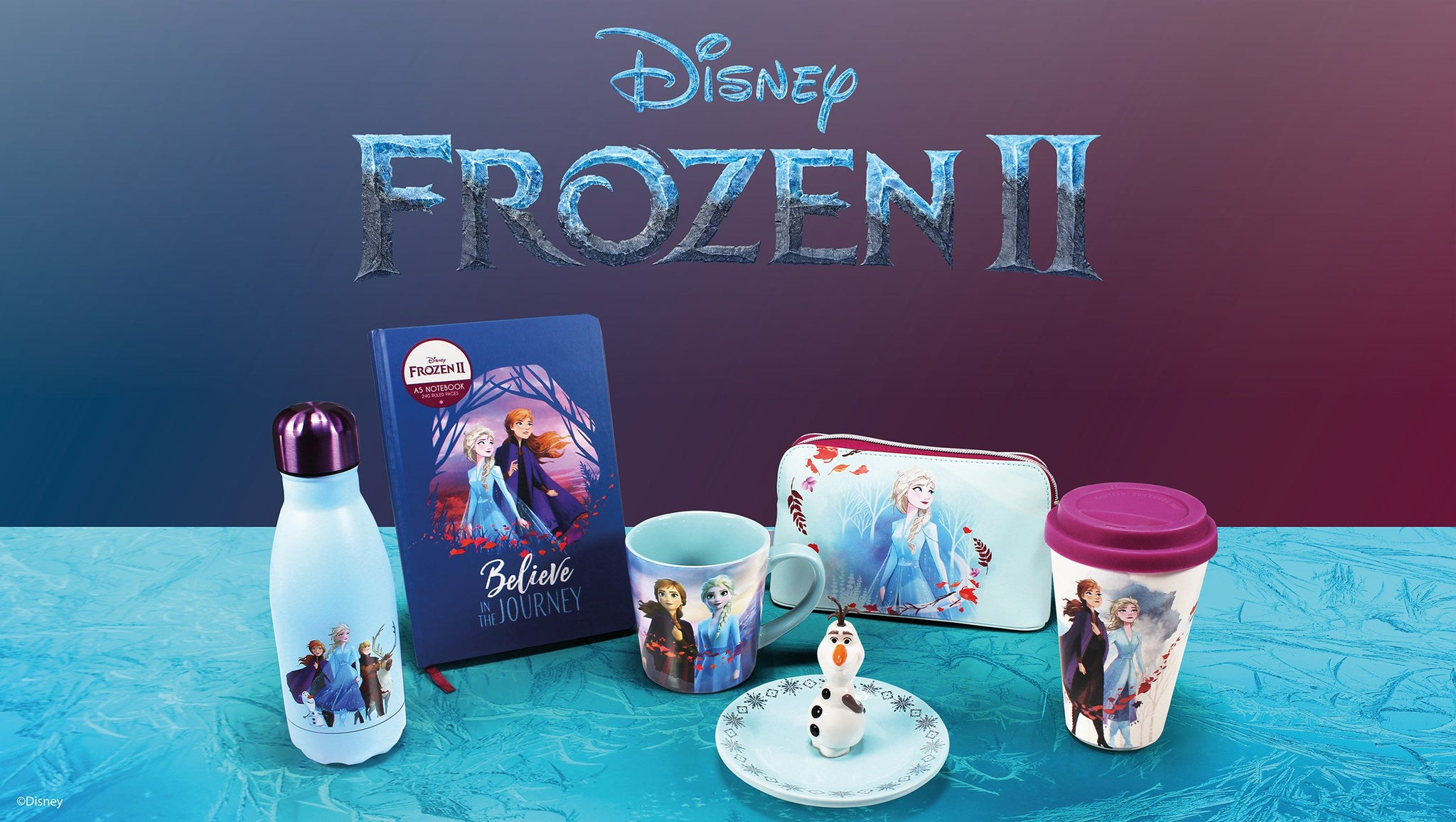 Half Moon Bay's Frozen 2 Collection Has Arrived!