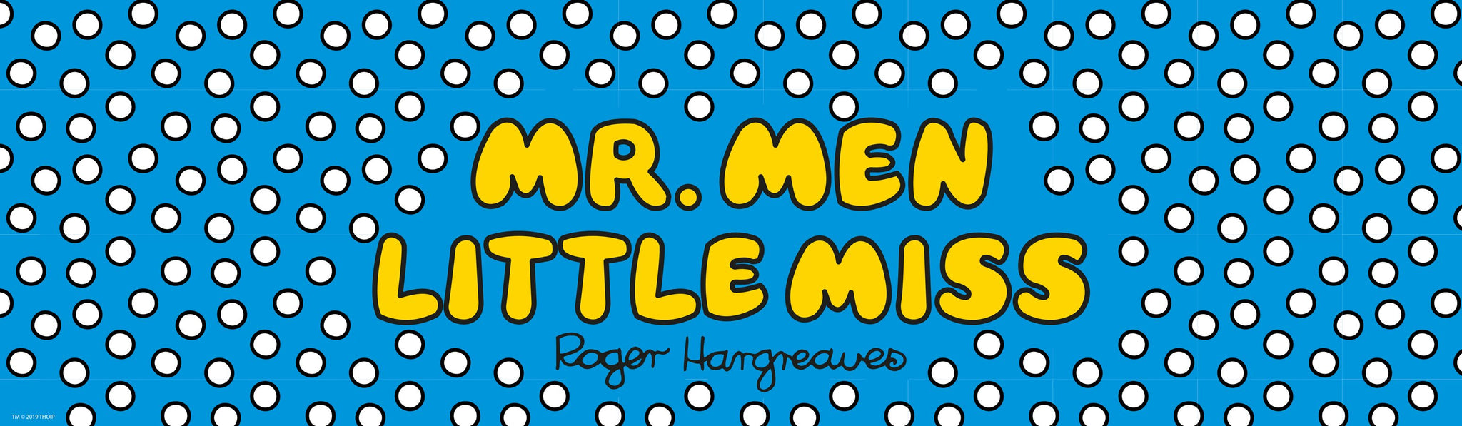 New! | Mr. Men Little Miss