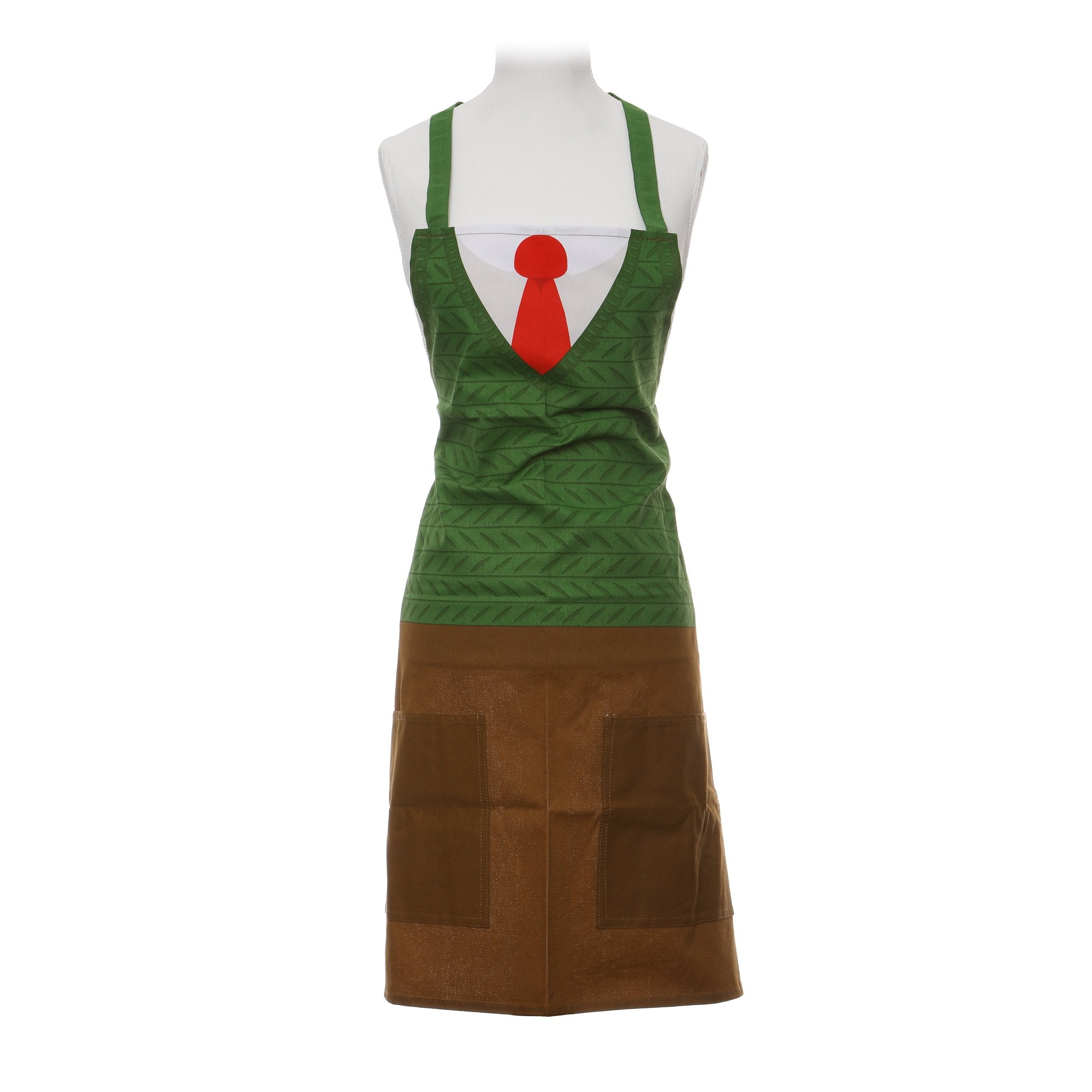 Wallace & Gromit Apron - Wallace - Half Moon Bay US