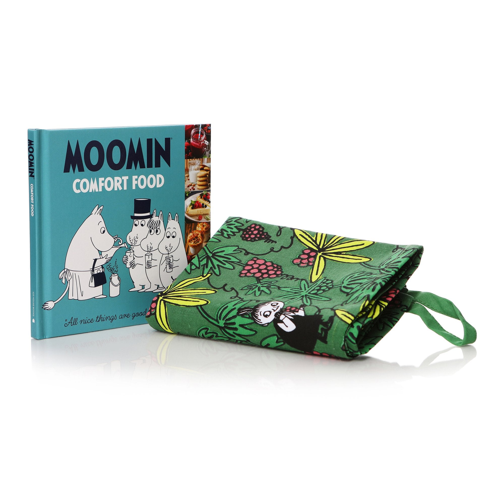 Moomin Book & Tea Towel Giftset - Half Moon Bay US